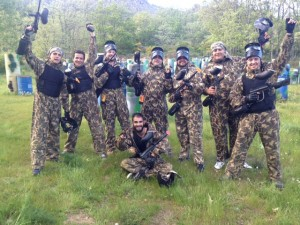 paintball en bejar salamanca